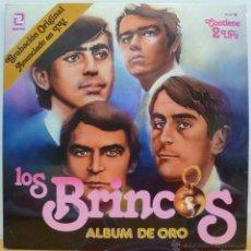 Discos de vinilo: LOS BRINCOS - ALBUM DE ORO (2LP ZAFIRO 1981). Lote 148813985