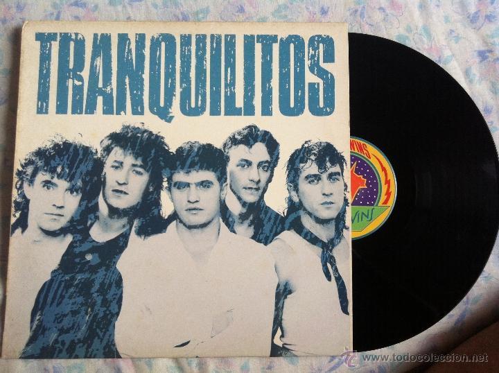 LP TRANQUILITOS-TRANQUILITOS (Música - Discos - LP Vinilo - Grupos Españoles de los 90 a la actualidad)