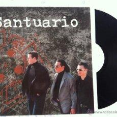 Discos de vinilo: LP SANTUARIO-SANTUARIO. Lote 44527622
