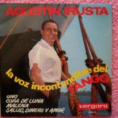 Discos de vinilo: AGUSTIN IRUSTA 1964 VERGARA 188 UNO DISCO VINILO. Lote 44529446