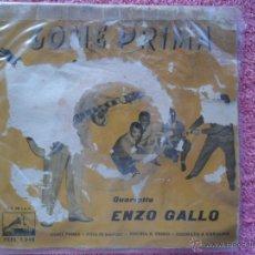 Discos de vinilo: QUARTETTO ENZO GALLO COME PRIMA 1958 LA VOZ DE SU AMO 1242 DISCO VINILO. Lote 44550366