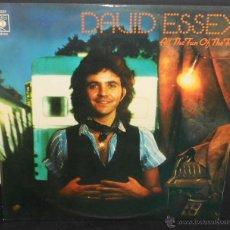 Discos de vinilo: DAVID ESSEX - ALL THE FUN OF THE FAIR (ESPAÑA-1975) VER FOTO ADICIONAL. Lote 44559950