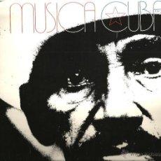 Discos de vinilo: DOBLE LP MUSICA CUBANA (CARLOS PUEBLA, JOSELITO FERNANDEZ, RUMBA DE CAJON, SILVIA RODRIGUEZ, ETC). Lote 44568598