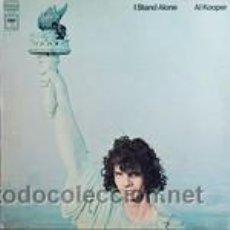 Discos de vinilo: AL KOOPER - I STAND ALONE. Lote 44648038