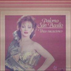 Discos de vinilo: PALOMA SAN BASILIO MAXI-SINGLE SELLO HISPAVOX AÑO 1983. Lote 44648122