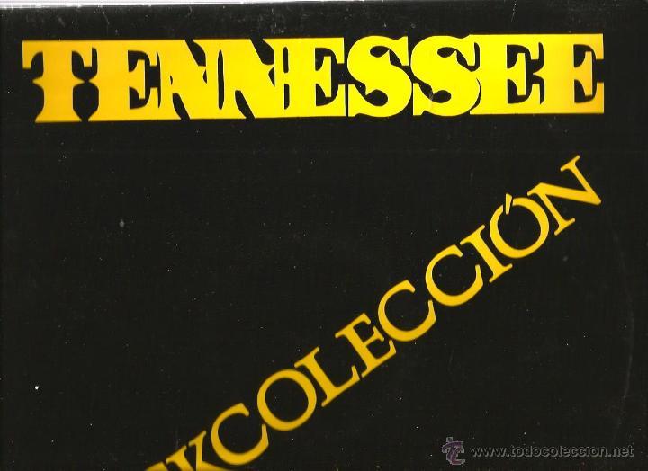 MAXI TENNESSEE : ROCKCOLECCION ( EL FAMOSO TEMA DE LAURENT VOULZY, EN ESPAÑOL) (Música - Discos de Vinilo - Maxi Singles - Grupos Españoles de los 70 y 80)