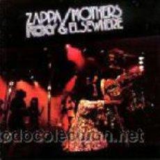 Discos de vinilo: ZAPPA / MOTHERS - ROXY & ELSEWHERE. Lote 44652771