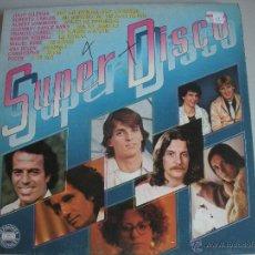 Discos de vinilo: MAGNIFICO LP DE - SUPER - DISCO -. Lote 44657717