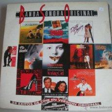 Discos de vinilo: MAGNIFICO DOBLE LP DE - BANDA - SONORA - ORIGINAL -. Lote 44657817