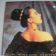 Discos de vinilo: MAGNIFICO LP DE - MONICA - LOBO -. Lote 44657886