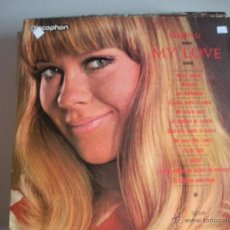 Discos de vinilo: MAGNIFICO LP DE - CARAVELLI - - MY - LOVE -. Lote 44658036