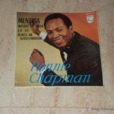 Discos de vinilo: RONNIE CHAPMAN MENTIRA + 3- SURF MOD 1964-PHILIPS. Lote 44659739