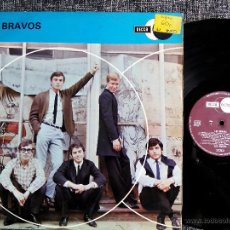 Discos de vinilo: LOS BRAVOS. LP DECCA ECLIPSE ECS-R 2026. ENGLAND 1970. MIKE KENNEDY. COMPILATION.. Lote 44675014