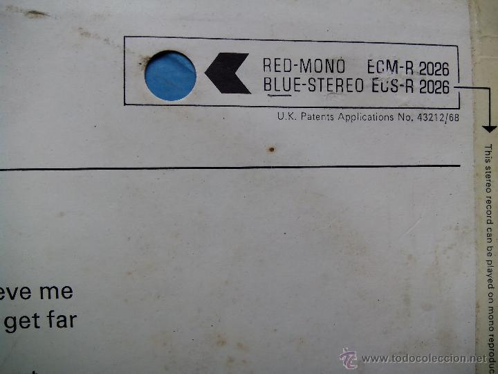 Discos de vinilo: LOS BRAVOS. LP DECCA ECLIPSE ECS-R 2026. ENGLAND 1970. MIKE KENNEDY. COMPILATION. - Foto 6 - 44675014