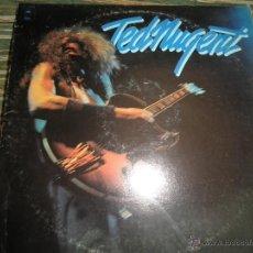Discos de vinilo: TED NUGENT - TED NUGENT LP - ORIGINAL U.S.A. - DEBUT ALBUM - EPIC RECORDS 1975. -. Lote 44688191