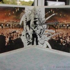 Discos de vinilo: DIRE STRAITS ( ALCHEMY - DIRE STRAITS LIVE ) DOBLE LP33 1984-YUGOESLAVIA PHILIPS. Lote 44691658