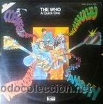 THE WHO - A QUICK ONE/ SELL OUT (Música - Discos - LP Vinilo - Pop - Rock Extranjero de los 50 y 60)