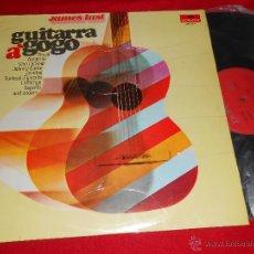 Discos de vinil: JAMES LAST GUITARRA A GOGO GO GO LP 1968 POLYDOR EDICION ESPAÑOLA SPAIN. Lote 44694988