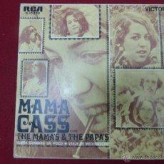 Discos de vinilo: MAMA CASS CON THE MAMA`S & THE PAPA`S - SUEÑA CONMIGO UN POCO , RCA VICTOR. Lote 44696007