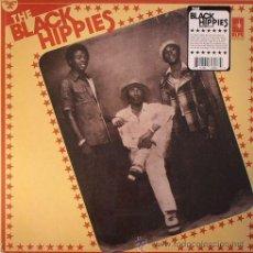Discos de vinilo: BLACK HIPPIES, THE-THE BLACK HIPPIES,LP+POSTER. Lote 44704459