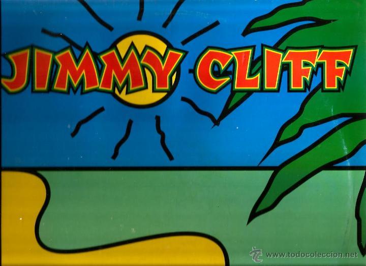 MAXI JIMMY CLIFF : HIGHER AND HIGHER + 2 (Música - Discos de Vinilo - Maxi Singles - Funk, Soul y Black Music)