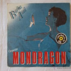 Discos de vinil: ORQUESTA MONDRAGON, BARBA AZUL (EMI 1983) SINGLE PROMOCIONAL. Lote 44712387