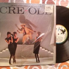 Discos de vinilo: KID CREOLE AND THE COCONUTS - CRE~OLÉ - THE BEST OF KID CREOLE AND THE COCONUTS (LP,). Lote 44714450