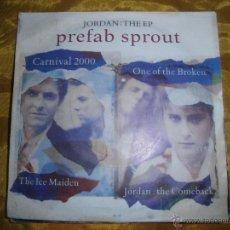 Discos de vinilo: PREFAB SPROUT. JORDAN : THE EP. KITCHENWARE EDICION INGLESA 1990. VINILO IMPECABLE. Lote 44715979
