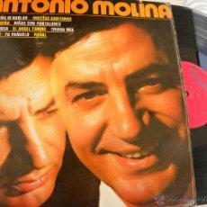 Discos de vinilo: ANTONIO MOLINA -LP 1973. Lote 44722253