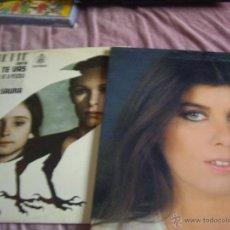 Discos de vinilo: LOTE 2 LPS DE JEANETTE. Lote 44722294