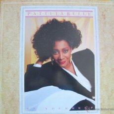 Discos de vinilo: LP - PATTI LA BELLE - BE YOURSELF (GERMANY, MCA RECORDS 1989). Lote 44728120