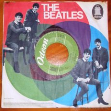 Discos de vinilo: THE BEATLES - ASK ME WHY / MISERY. Lote 44736849
