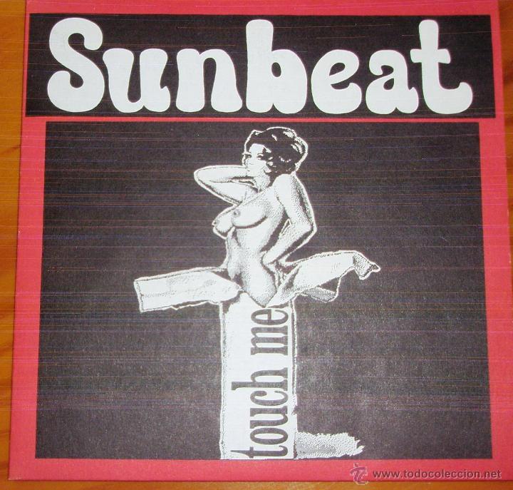 SUNBEAT - TOUCH ME (Música - Discos - Singles Vinilo - Grupos Españoles de los 70 y 80)