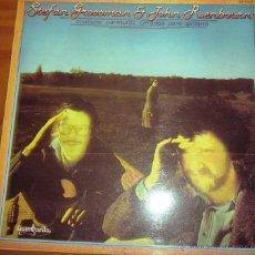 Discos de vinilo: STEFAN GROSSMAN & JOHN RENBOURN - GUINBARDA. CON ACORDES 1979. Lote 44737447