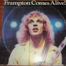 Discos de vinilo: PETER FRAMPTON - COMES ALIVE 1976. Lote 44737472