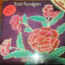 Discos de vinilo: TODD RUNDGREN - SERIE PIONEROS - SOMETHING / ANYTHING 1972. Lote 44737557