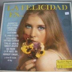Discos de vinilo: MAGNIFICO ALBUM DE MUSICA DE BUENA MUSICA - DE READERS DIGETS - QUE CONTIENE 10 LPS -. Lote 44741251