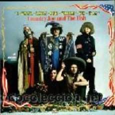 Discos de vinilo: COUNTRY JOE AND THE FISH - I - FEEL - LIKE - I'M - FIXIN' - TO - DIE. Lote 44742558