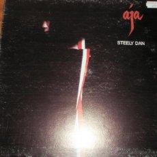 Discos de vinilo: STEELY DAN - AJA 1977. PORTADA ABIERTA. Lote 44742709