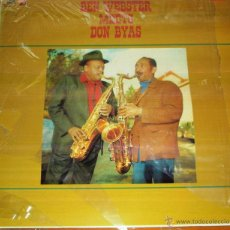 Discos de vinilo: BEN WEBSTER MEETS DON BYASS 1968. Lote 44743316