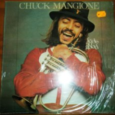 Discos de vinilo: CHUCK MANGIONE - FEELS SO GOOD - 1985. Lote 44743353