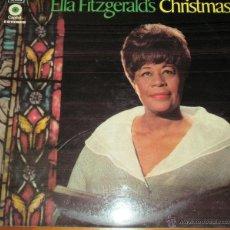 Discos de vinilo: ELLA FITZGERALD - CHRISTMAS 1971. Lote 44743464
