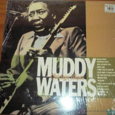 Discos de vinilo: MUDDY WATERS - CHICAGO BLUES EDIC. INGLESA . Lote 44743526