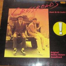 Discos de vinilo: CROSSROADS - RY COODER BANDA SONORA 1986. Lote 44743562