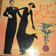 Discos de vinilo: THE PASADENA ROOF ORCHESTRA - ISN'T IT ROMANTIC 1980. Lote 44743580
