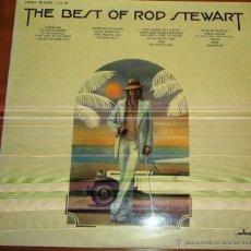 Discos de vinilo: ROD STEWART - THE BEST OF . 1977. Lote 44743891