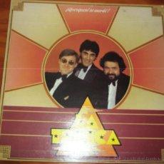 Discos de vinilo: LA TRINCA - QUESQUESÉ SE MERDÉ 1983. Lote 44744101
