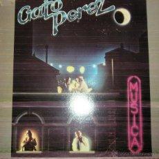 Discos de vinilo: GATO PEREZ - MUSICA 1983. Lote 44744187