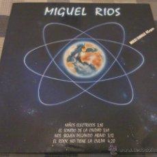 Discos de vinilo: MIGUEL RIOS - NIÑOS ELECTRICOS + 3 - MAXISINGLE PROMOCIONAL.. Lote 44744297