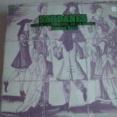 Discos de vinilo: MAGNIFICO LP DE - S A R D A N E S - COBLA - COBLA LA PRINCIPAL DE LA BISBAL -. Lote 44745824